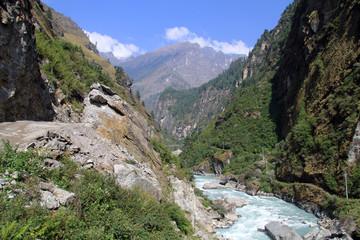 Annapurna trail