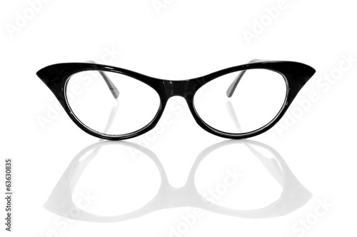retro-styled glasses for women