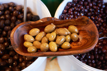 Natural olives for sale