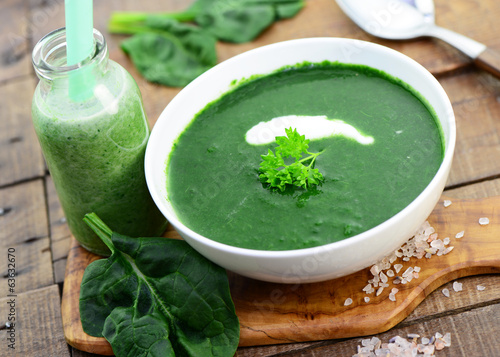 Suppe, Smoothie