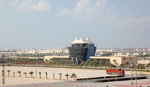 Fotobehang Formule 1 Bahrain International Circuit. Kingdom of Bahrain