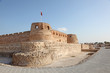 Historic Arad Fort in Muharraq. Bahrain, Middle East