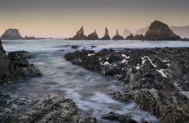 Escena en el litoral