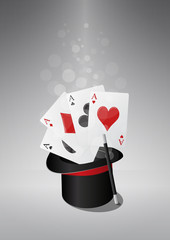 top hat poker