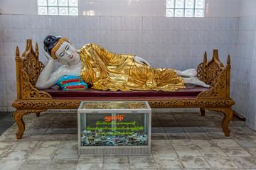 Chaukhtatgyi temple