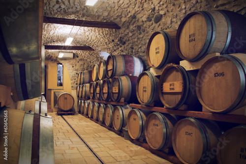 Ancient wine cellar © beawolf