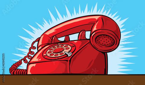 Ringing Phone - 63643255