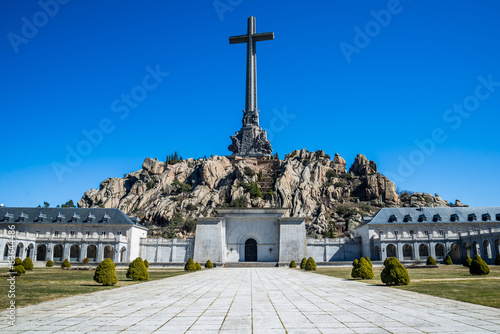 Valley of the Fallen, Madrid, Spain.