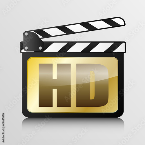 clapper board HD