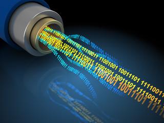 binary data in wire