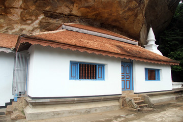 Ridigala temple