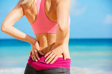 Back Pain Concept