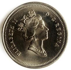 5 cents Canada 1995 Dollar canadien Kanadischer Dollar