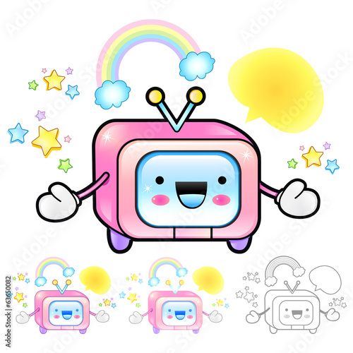 Flexibility as possible a sets of TV Mascot. Appliances Items Ch