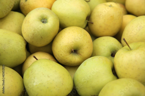 Golden Delicious Äpfel