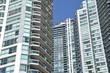 High rise residential buildings