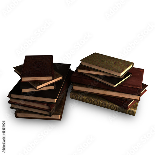ancient books of pile