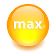 Button maximum acceleration orange