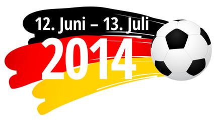 Fußball 2014