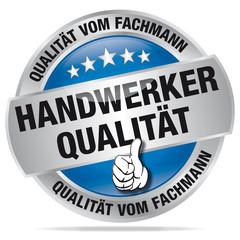 Handwerkerqualität - Qualität vom Fachmann