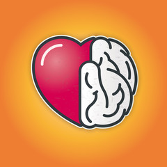 Connection of Heart and Brain