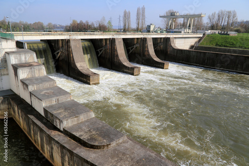 Barrage dedu Lot-et-Garonne - 63662266