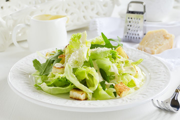 "Salad ""Caesar""."