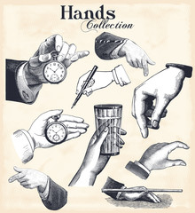 Hands Collection