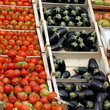 fresh fruits and vegetables in the market 1