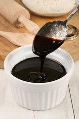 Black Treacle or Blackstrap Molasses