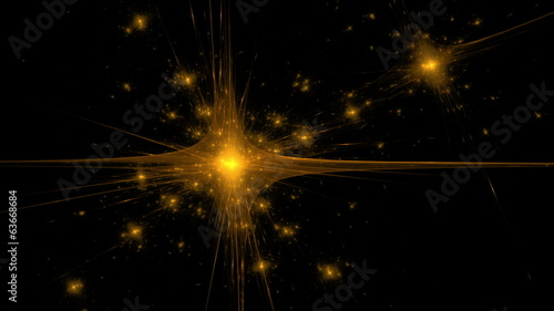 sparkling holiday lights, festive background, seamless loop