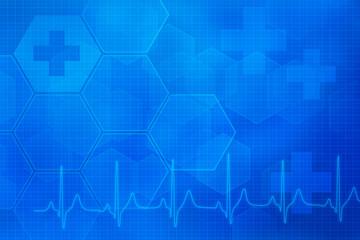 abstrakter medizinischer Hintergrund
