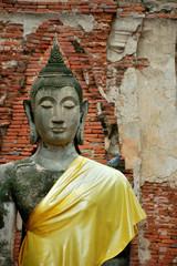 Thailand - Buddha Ayutthaya historical park
