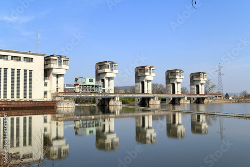 Barrage du Temple-sur-Lot