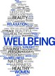 canvas print picture - WELLBEING | Concept Wallpaper