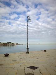 Lampione d'epoca - Trieste