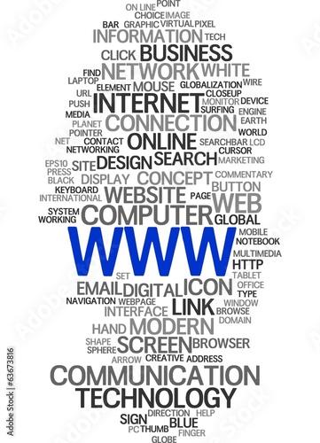 WWW   Concept Wallpaper