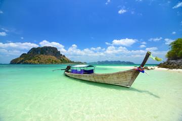 Kho Poda in Krabi Thailand