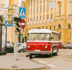Rare Old Public Transport Vehicles