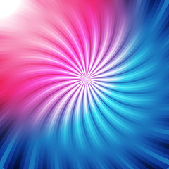 Background white radial rotate NO.1