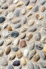Pavimentazione in pietre