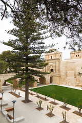 Main Gate city access to Mdina