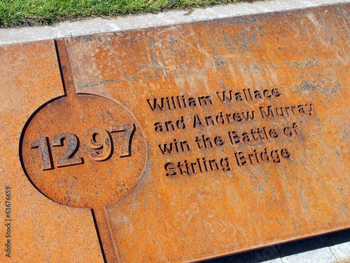 1297, Battle of Stirling Bridge