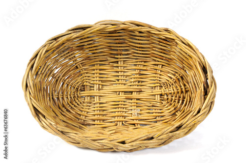 Single nice rattan-basket, Thailand