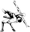 Greco-Roman wrestling - 63677035