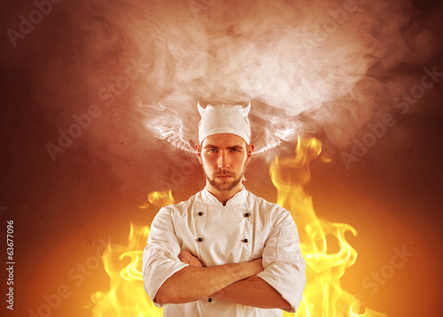 Leinwandbild Motiv Hells Kitchen