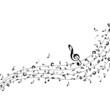 Notenschlüssel Noten Musik Vektor