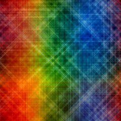 Abstract rainbow colorful background with blurred lines
