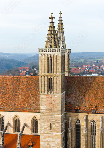 St. James's Church of Rothenburg ob der Tauber