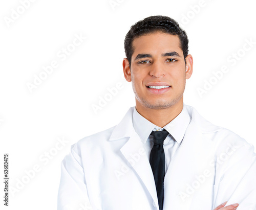 Headshot of male health care professional